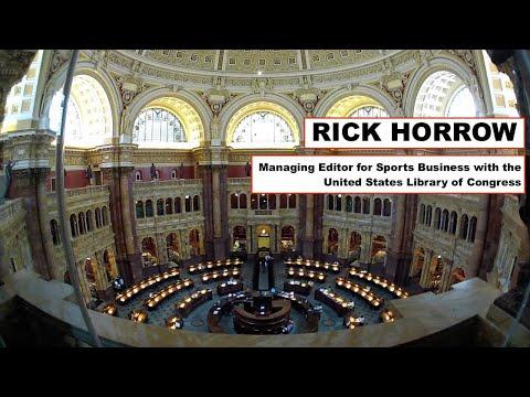 rick horrow interviews bob griese