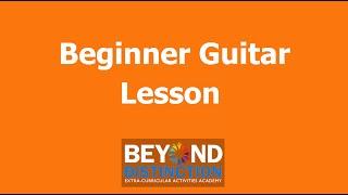 Beyond Distinction Guitar For Kids Beginner