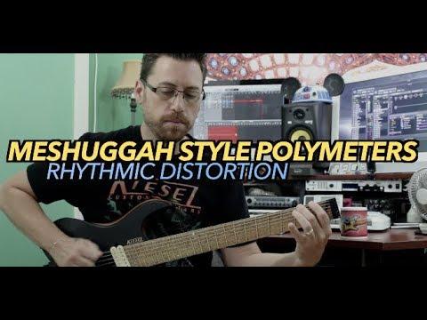 Meshuggah Style Polymeters