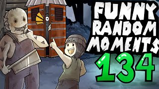 Dead by Daylight funny random moments montage 134