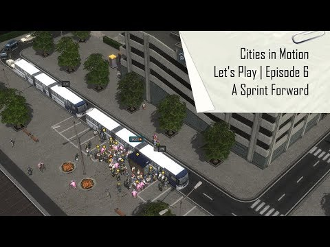 Cities in Motion | Episode 6 | A sprint Forward |
