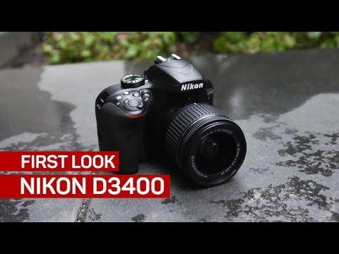 The Nikon D3400's still a first-dSLR favorite