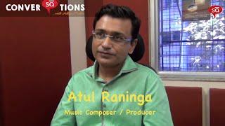 Compete with yourself as a musician | Atul Raninga || converSAtions | SudeepAudio.com