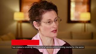 Quit's Smoking Cessation Brief Advice Online Training for the AOD Sector