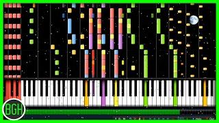 """Starfall"" BobGmbH - Synthesia Original"