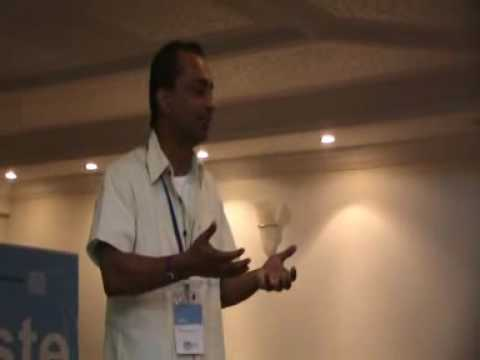 InterDirect 2008: about India globalization, Infosys & the advertising industry