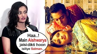 Sneha Ullal Finally Replies On Did Salman Khan Choose Her As She Looks Like Aishwarya Rai