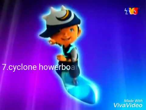 How To Make A Boboiboy Weapon