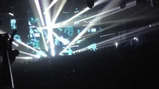 Ellie Goulding - Lights [Bassnectar Remix] (Live at The Venue, Fargo ND)