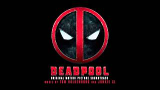 DeadPool Soundtrack-Man in a Red Suit
