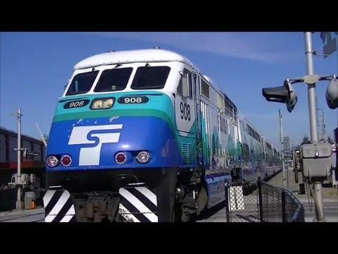 Sounder Trains Super Horn Show