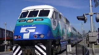 Sounder Trains Super Horn Show