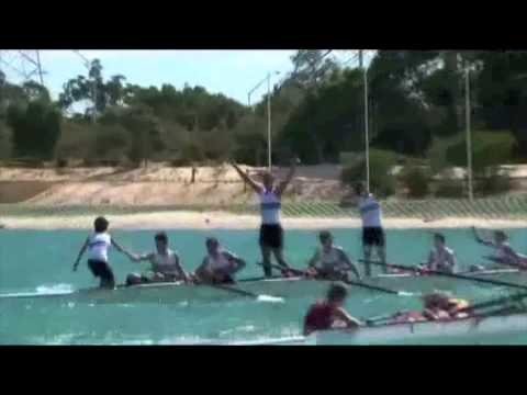 Trinity College 1st VIII Head of the River 2009 Champion Lakes Perth