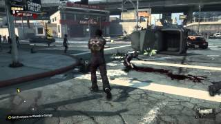 Dead Rising 3 - MSI GTX 760 4GB | Ultra Settings (PC) (Gameplay)