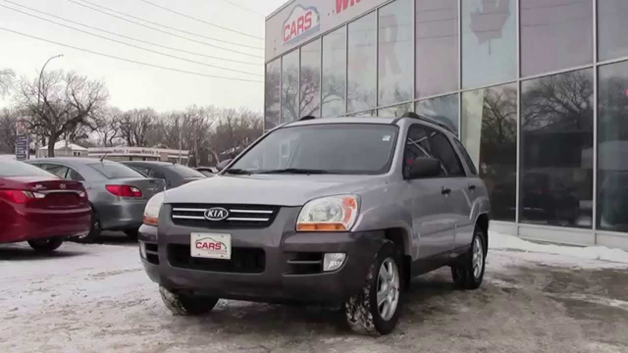 2006 Kia Sportage LX V6 AWD   Cars With A Difference   YouTube