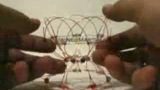 видео Сувенир-головоломка (метал).