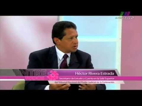 """Programa """"Entre Todos"""" Elecciones: Usos y Costumbres..."""