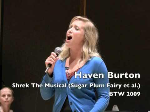 Broadway Teachers Workshop (Commercial)