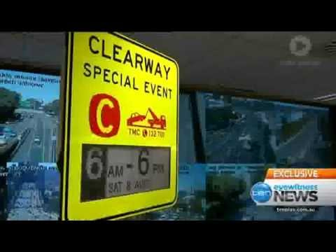 Electronic paper parking signs deployed in Sydney