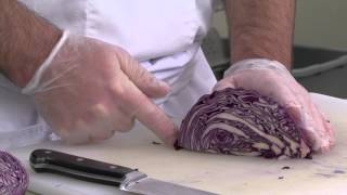 Introduction to Slicing Cabbage