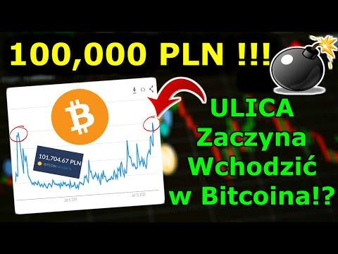 Bitcoin Za 100,000PLN!!! Cena Bitcoina Zalicza Nowe ATH - Dalsze Probelmy XRP - Kryptowaluty 2021