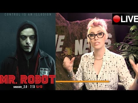 Mr. Robot Season 2.0 + Westworld Pilot Review