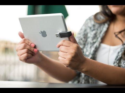 Leef iBridge: chiavetta USB con connettore Lightning | Recensione [@CristianCaim]