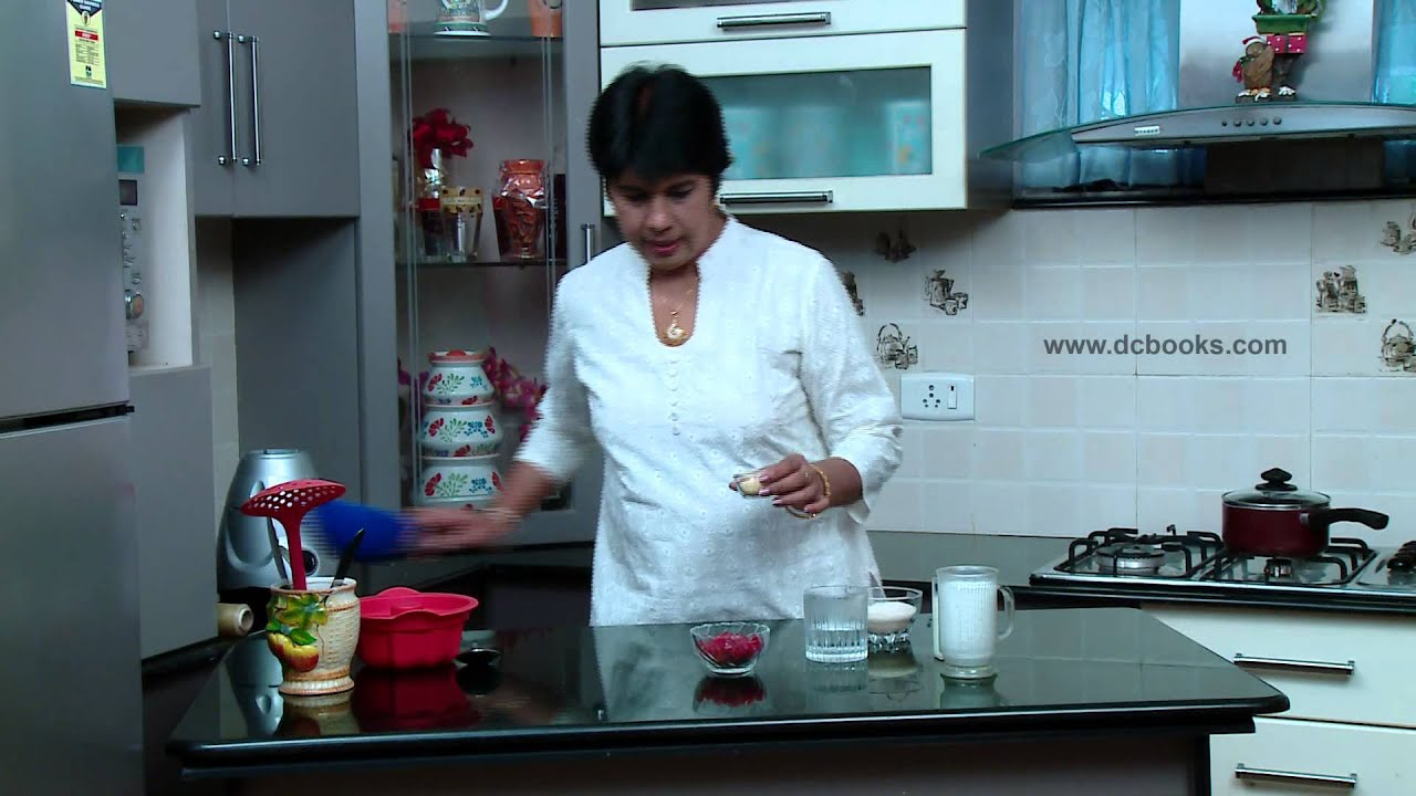 Coconut Jelly - Pudding - Coconut Pudding - Lilly Babu Jose - YouTube