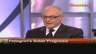 Pellegrini Calls U.S. Stimulus Policies Wrong Solution: Video