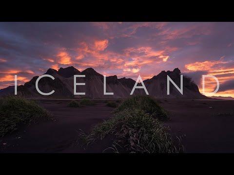 ICELAND 4K Timelapse - Landscape