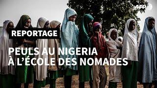 Peuls au Nigeria: à l'école des nomades 3/5   AFP Reportage
