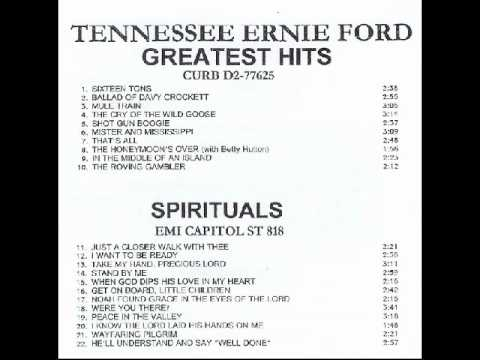TENNESSEE ERNIE FORD: GREATEST HITS / SPIRITUALS