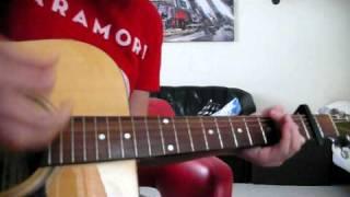 Kymppilinja feat. Mariska-Minä guitar cover w/ tabs