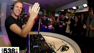 Armin van Buuren met A State of Trance LIVE