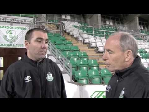 U20s cup final w/ interview with Andy Myler