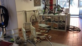 Gambar cover Maxi furto di bici a Bachini Bikes