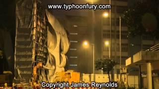 Tropical Storm Doksuri / Dindo Flies Past Hong Kong