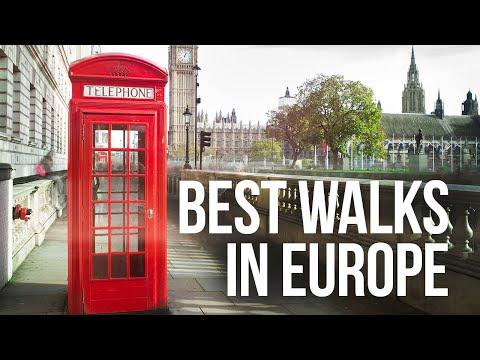 Free Walking Tours in Europe | Top 10 Europe Walks