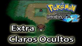 Pokémon Negro 2 por Muerte17 (Extra - Claros Ocultos
