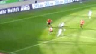 16  Mai 09..  Hannover96 gegen VfL Wolfsburg..