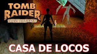 Tomb Raider 3 The Lost Artifact Video-Guia en Español - Casa de Locos