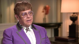 Elton John opens up about retiring from touring: 'Our songs will live on'
