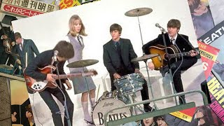 Download ♫ The Beatles performing during a closed set filming session for 'A Hard Days Night' 1964 / Photo Mp3 and Videos
