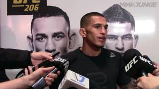Anthony Pettis ready to get a win and become a champion again at UFC 206