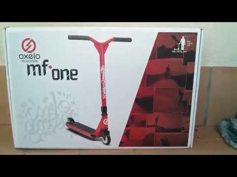ad3e50bfa23 Oxelo scooters MF One - YouTube