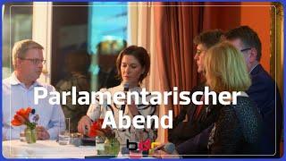 Parlamentarischer Abend - Zukunft E-Government | Bundesdruckerei