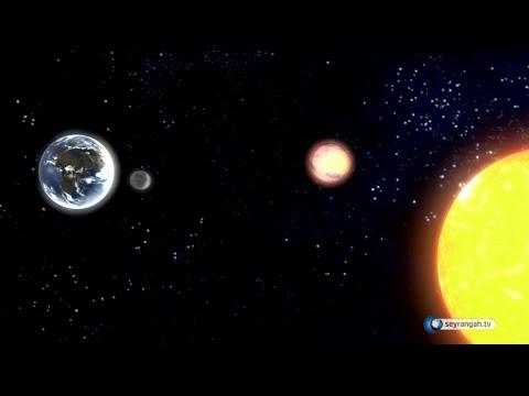 Dünyadan yedi desilyon kez büyük olan yıldız Allah'ı Azim ismiyle tesbih eder