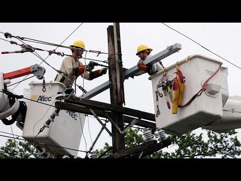 العاصفة -باري- تهدد لويزيانا وهبوط إنتاج النفط الخام بأميريكا بنحو 73 بالمئة…  - 08:53-2019 / 7 / 15