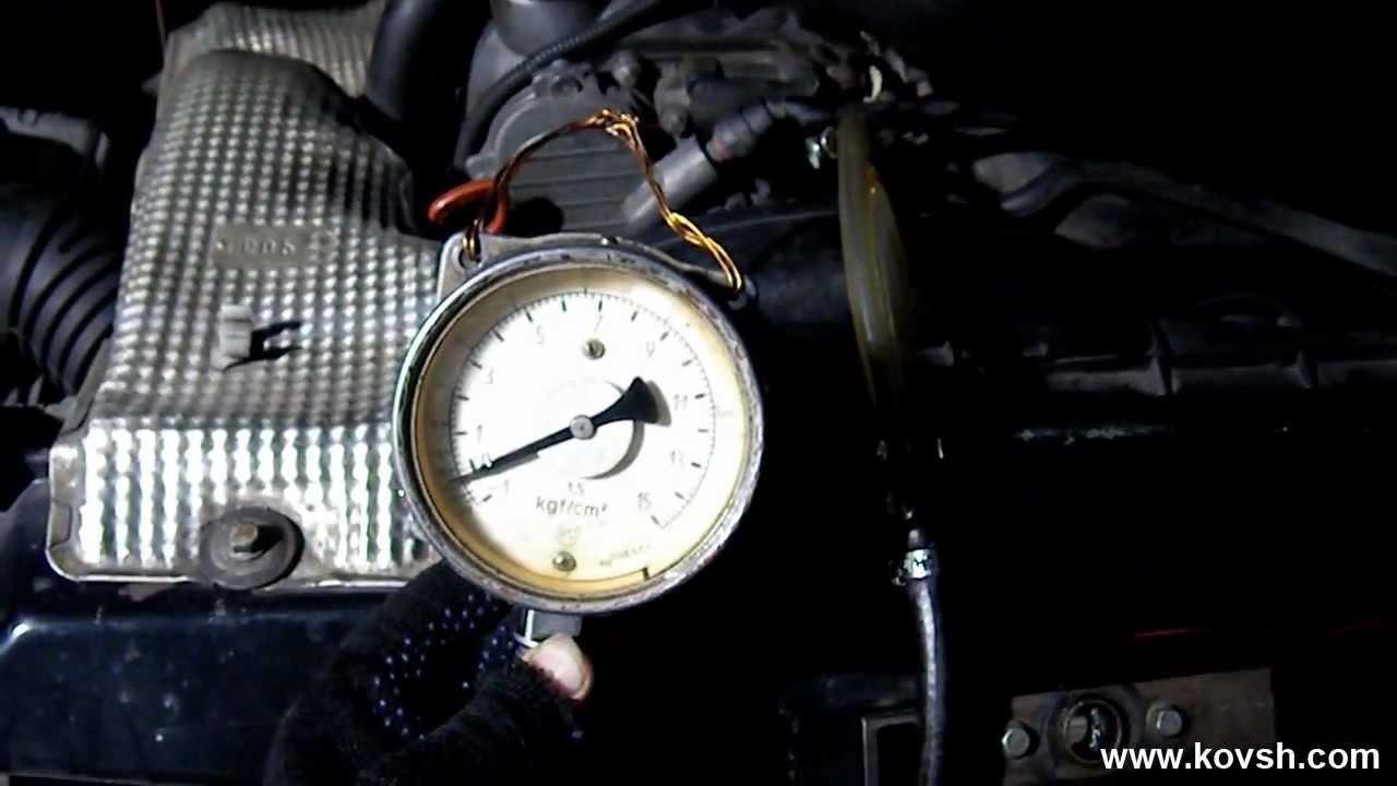 нет давления в топливной рампе мерседес спринтер 611