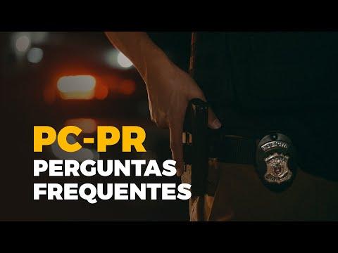 PC PR - QUAL REGIÃO ESCOLHER NO CONCURSO?